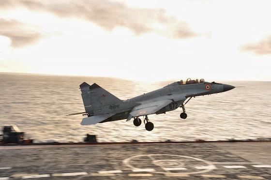 MiG-29K Fulcrum