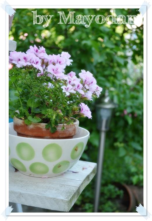 Im garten meiner eltern teil 2 mayodans garden crafts for Kleine korbsessel