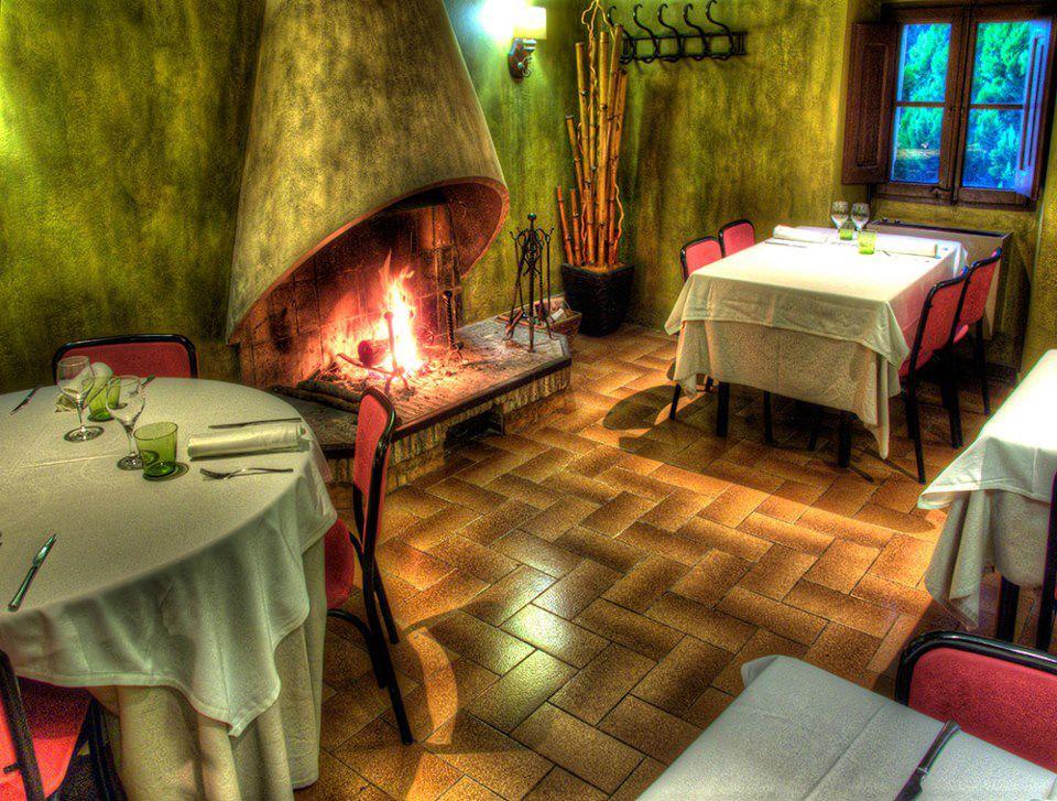 La Cabana D'en Geli (restaurante Solsona)