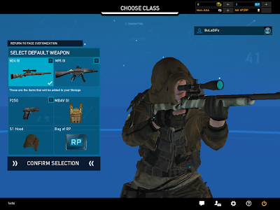 Ghost Recon Online - Equipment Confirmation