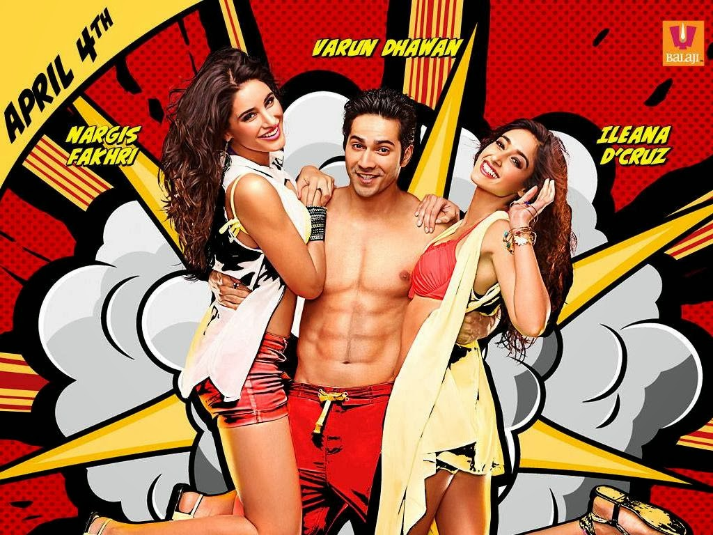 Main tera hero 2014 Hindi Movie Watch Online