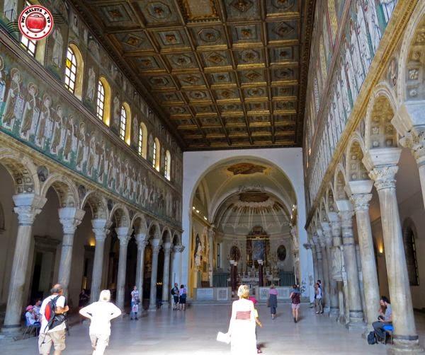 Rávena - Basilica di San Apollinare Nuovo