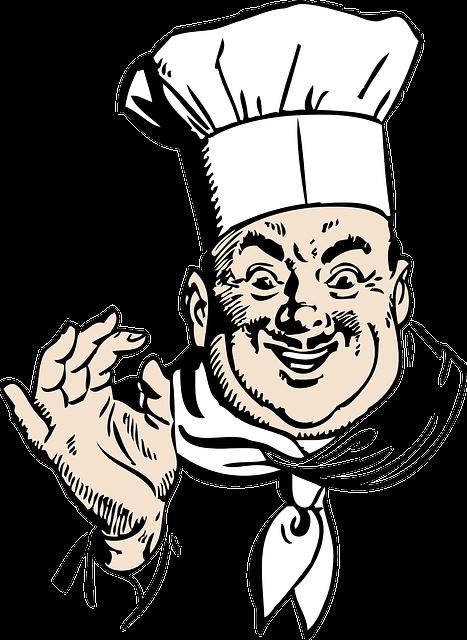 Chef Dadzilla Spoiling the Broth