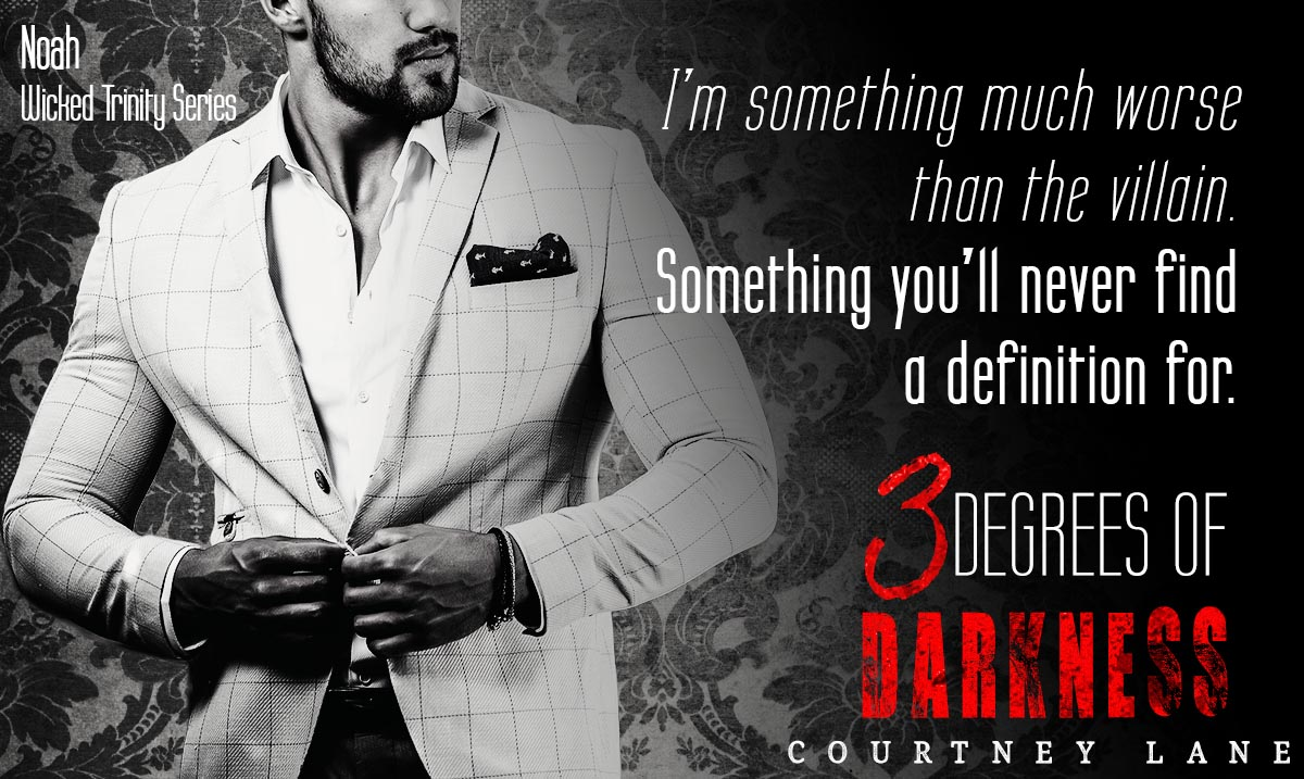 3 Degrees of Darkness Cover Reveal