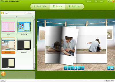 Photo to FlipBook V2.0 Portable PC Software Download Free