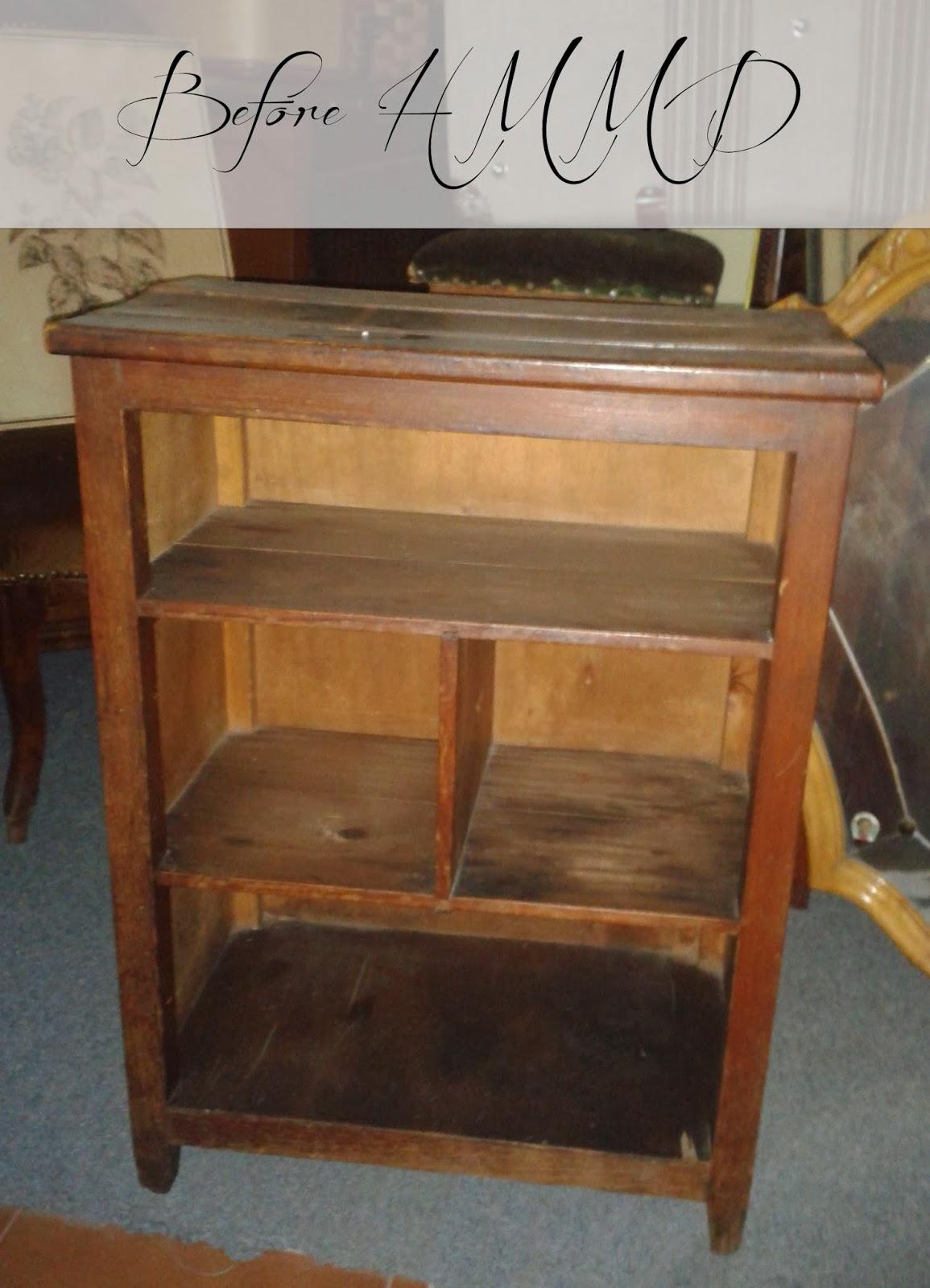 Armario Baño Vintage:Armario de baño vintage decapado gris y blanco, vintage cabinet