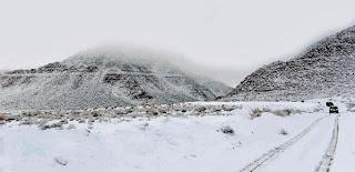 Foto Foto Salju di Arab dan Timur Tengah