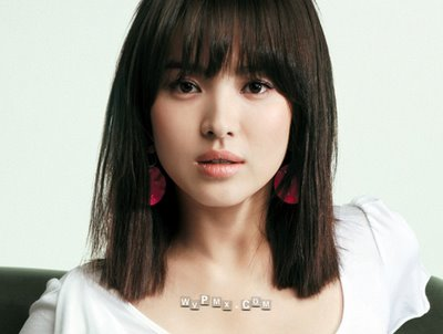 hairstyle korean for women