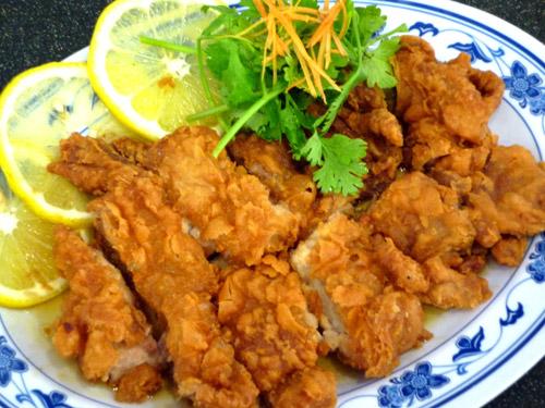 Ayam Masak Lemon
