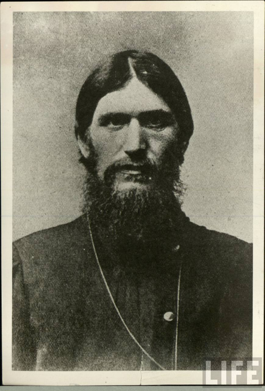 images of rasputin
