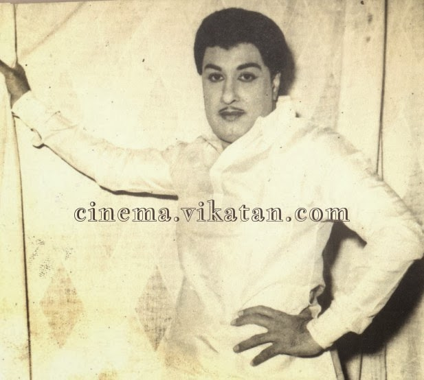 'Makkal Thilagam' MGR rare Pictures 6