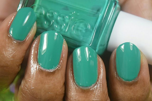 Essie Ruffles & Feathers