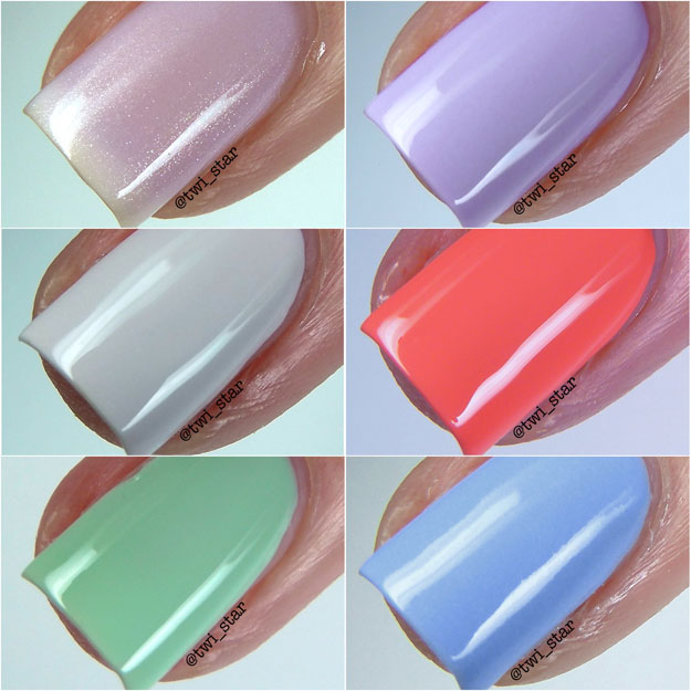 Wet N Wild Silver Lake Polish Collection Swatch Spring 2015