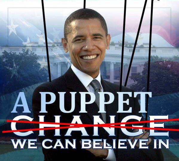 Obama a puppet we can trust