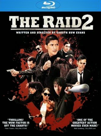 The Raid 2: Berandal BluRay Gratis Free Download Movie