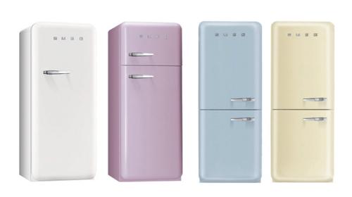 Sue o con tener un frigor fico smeg f cil y sencillo - Frigorificos de diseno ...