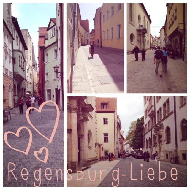 Regensburg-Liebe