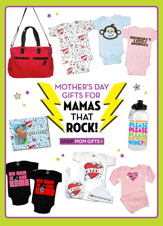 Mother's Day Gifts for Mamas that Rock