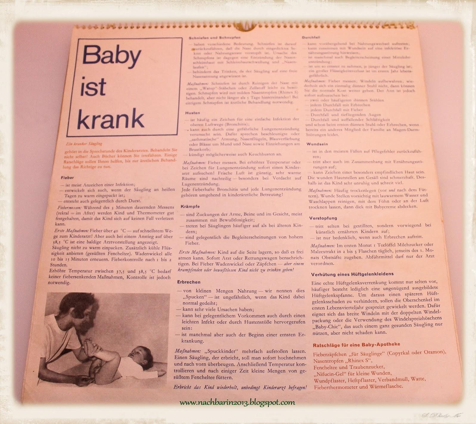 zäpfchen säugling verstopfung