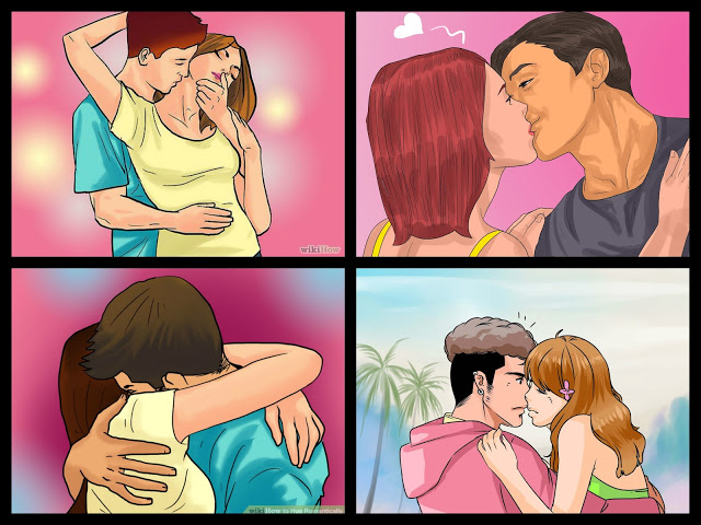 Types of kisses meanings