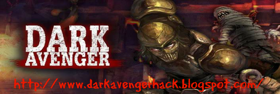 Dark Avenger Free Gem Gold Hack Cheat