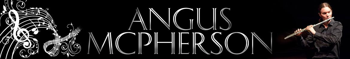 Angus McPherson - Flutist