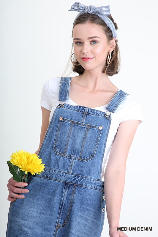 Over the Moon for Overalls!
