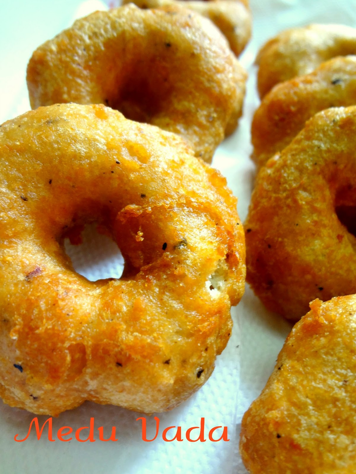 Medu vada recipe in mixie uddina vada medhu vadai ulundu vadai