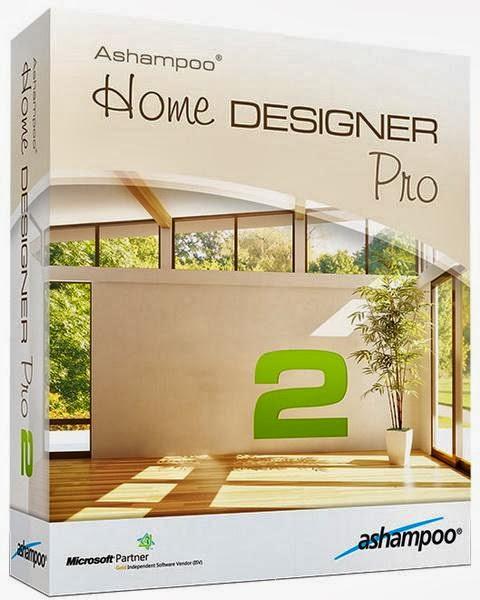 Ashampoo Home Designer Pro 2.0.0 Portable (WinALL)   Galery Software