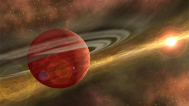 Hot Jupiter