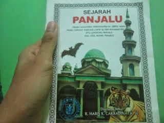 Buku Sejarah Panjalu