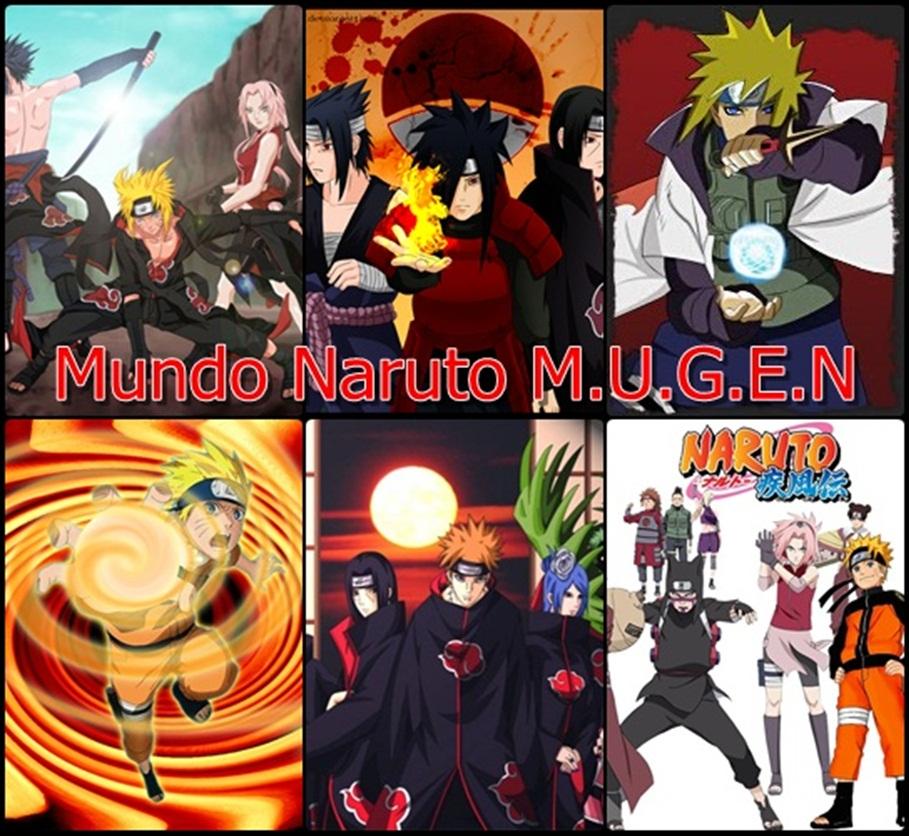 Naruto M.U.G.E.N Free Download for Windows 10 7 8/ (64 bit/32 bit)