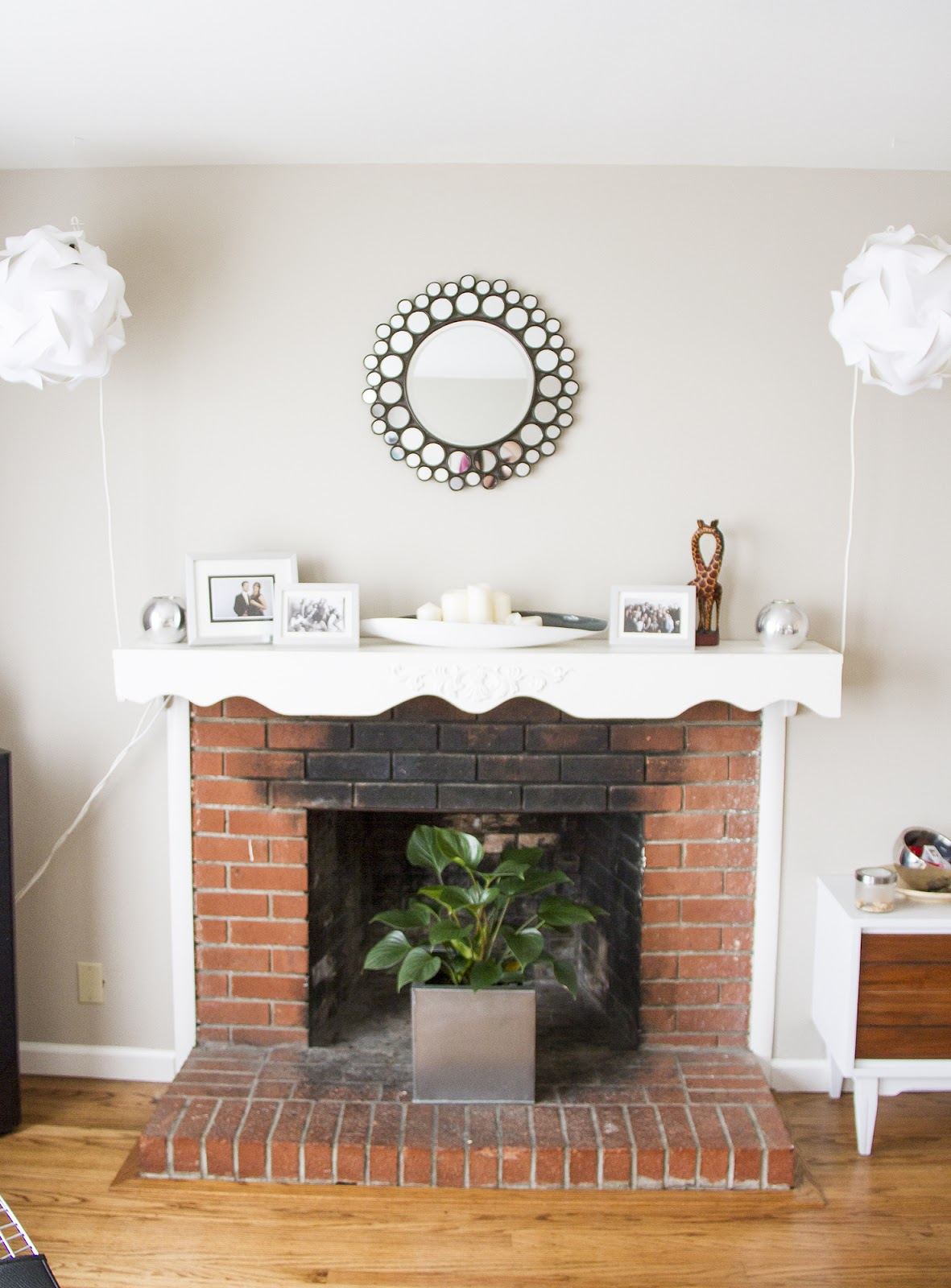 swingncocoa fireplace makeover part 1 a crispy facade
