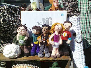 Amigurimis The Big Bang Theory Downtown Market Maremagnum
