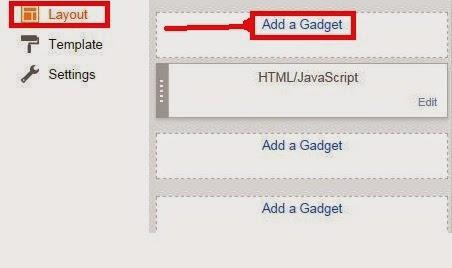 add gadget