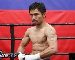 petinju dunia Manny 'Pacman' Pacquiao