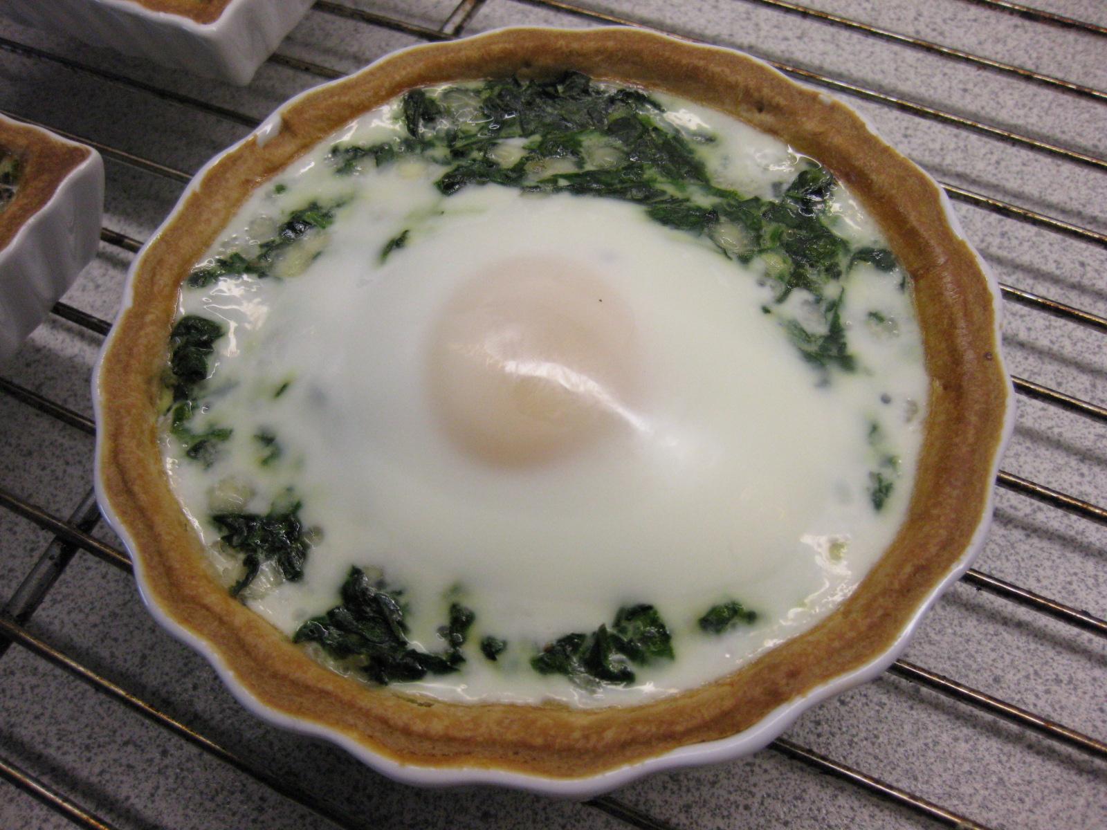 spise rå æg