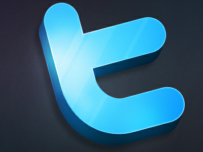 shiny-twitter-icon-logo-download