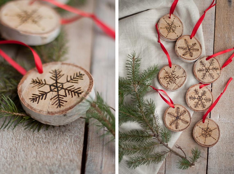 decoracin de navidad estilo vintage