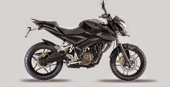 Bajaj Pulsar 200NS Cherry Black
