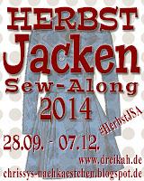 Herbst Jacken Sew-Alog 2014