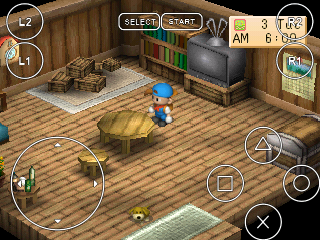 Harvest Moon BTN Bahasa Indonesia Android