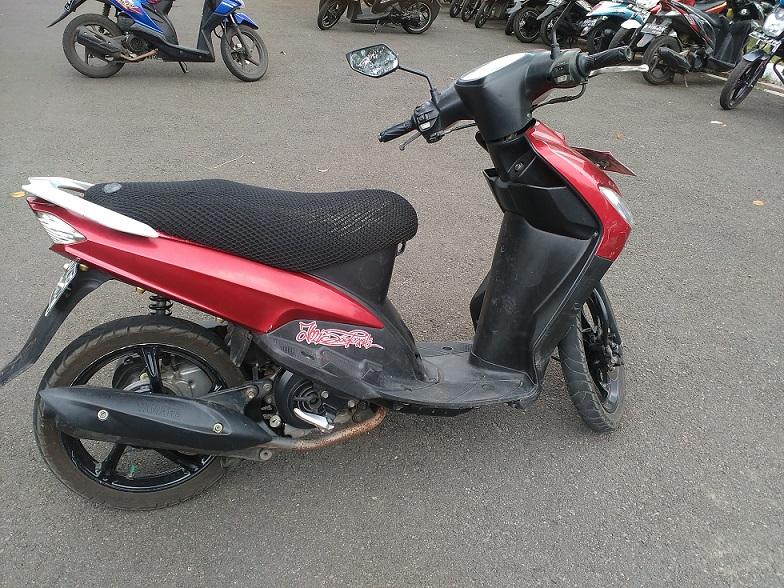 Dijual Motor Yamaha Mio 2012