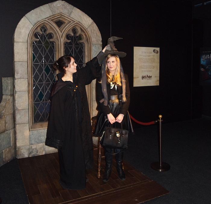 Harry Potter The Exhibition Odysseum Koln Larissa Schenten