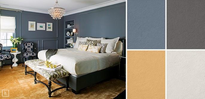 Quelle couleur pour une chambre id es d co pour maison - Couleur pour une chambre ...