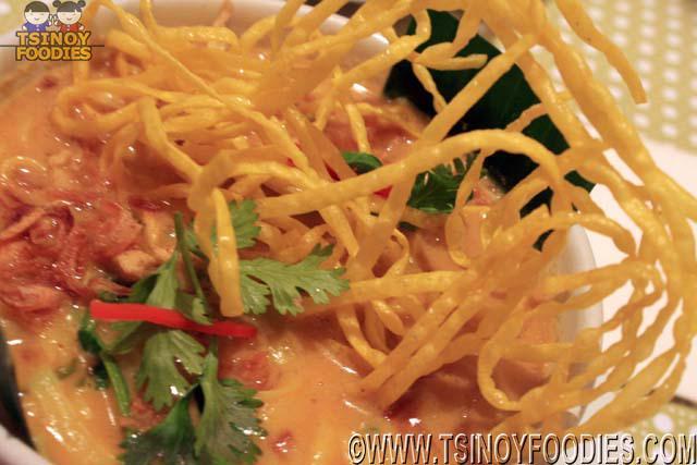 chiangmai Khao Soi Noodle Soup