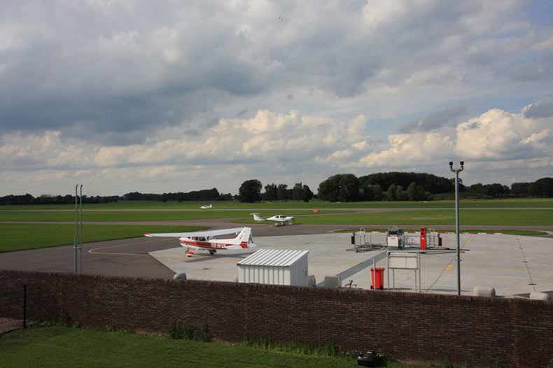 : Vliegtuigsuite Teuge: El avión hotel en los Países Bajos