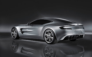 Aston Martin One-77HD Wallpaper