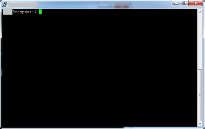 Usando la shell bash, después de cambiarla con chsh.