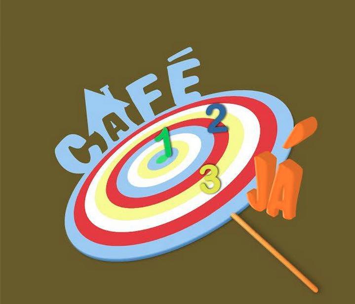 Brinquedoteca com café